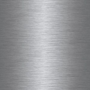 Depiction of a SB scotch brite finish on stainless steel.